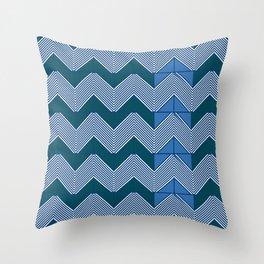 SERAFINA #3 Throw Pillow