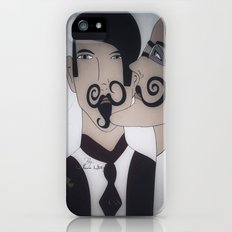 More lovely men..... iPhone (5, 5s) Slim Case