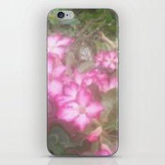 Pretty Love Flowers iPhone & iPod Skin