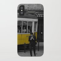 smoking iPhone & iPod Cases featuring Smoking by Sébastien BOUVIER