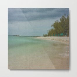 Dreaming of a Key West Beach Metal Print