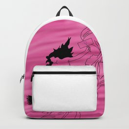 Feminist witch Backpack