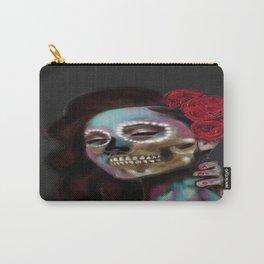 La Rosa Rojo Carry-All Pouch