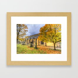Greyfriars Kirk Edinburgh Framed Art Print