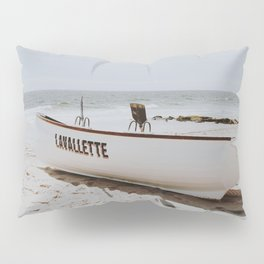 Boat Life II / Lavallette, New Jersey Pillow Sham