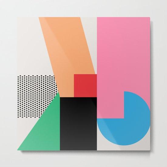 shape of you Metal Print