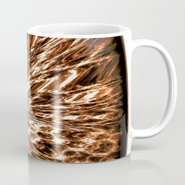 The Brown Iris Coffee Mug