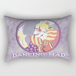 Dancing Mad Rectangular Pillow