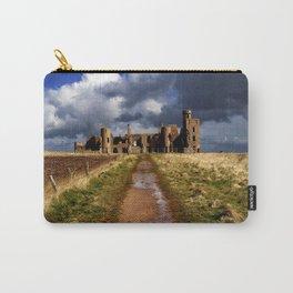 Slains Castle Carry-All Pouch
