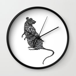 Clarence Wall Clock