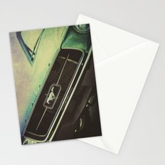 Galaxy Mustang Stationery Cards