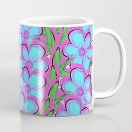 Flower Vine Coffee Mug