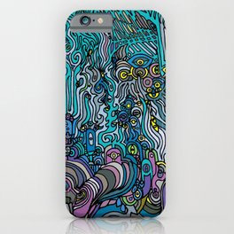 THE AFTERPARTY iPhone Case