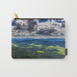 Bavarian Forest Landscape Carry-All Pouch
