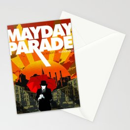MAYDAY PARADE A LESSON IN ROMANTICS TOUR DATES 2019 MELATI Stationery Cards