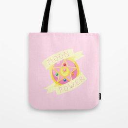 Moon Power Tote Bag