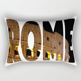 Rome - Colour Rectangular Pillow