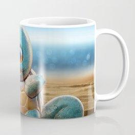 Realistic Squirtle Coffee Mug