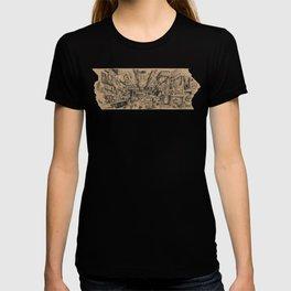 Salty Dog Saloon T-shirt