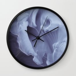 Floralith Wall Clock