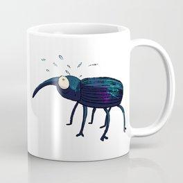 Distraught Beetle 1 Coffee Mug