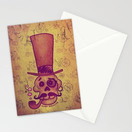 Skull Dandy Stationery Cards