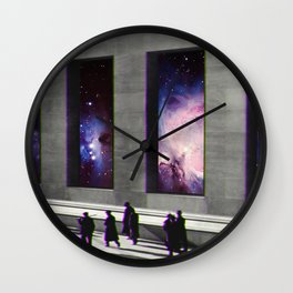 Monday evening Wall Clock