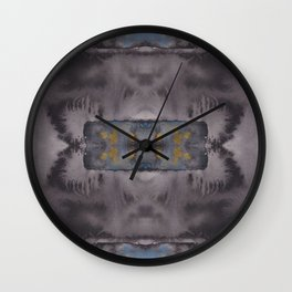 Paynes Grey Wall Clock
