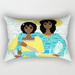 Vacation Rectangular Pillow