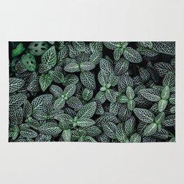 Leaves In The Deep Rug