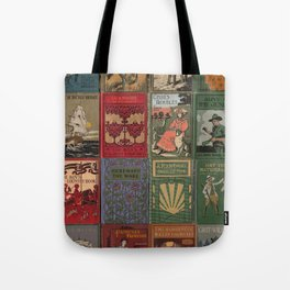 The Golden Age of Book Design Tote Bag
