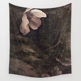 butterfly anemone Wall Tapestry