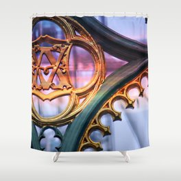 London InFocus Collection II Shower Curtain