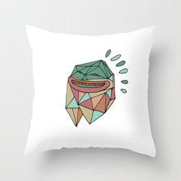 Monster_01 Throw Pillow