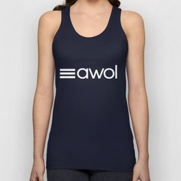 AWOL STRIPES Unisex Tank Top