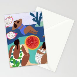 Fruity Bay Stationery Cards