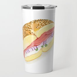 Everything Bagel Travel Mug