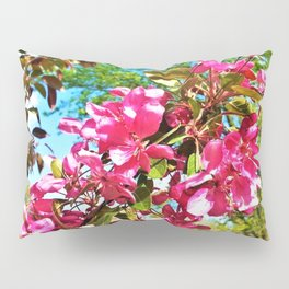 Apple Blossom Pillow Sham