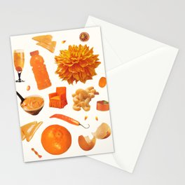 ORANGE II Stationery Cards