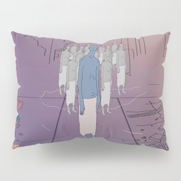 new world Pillow Sham