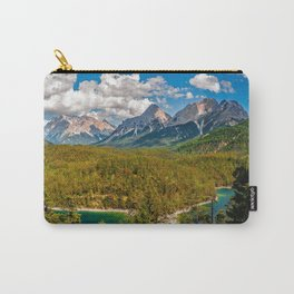 Zugspitze from Tyrol Austria Carry-All Pouch
