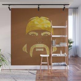 Mr. Hogan Wall Mural