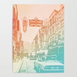 Carnaby Street, London Poster