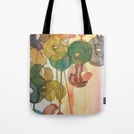 Across The Sunset Tote Bag