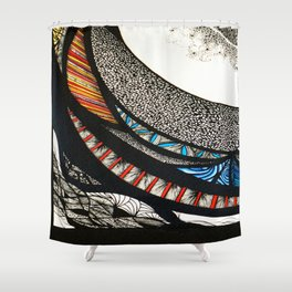 Gai z Shower Curtain