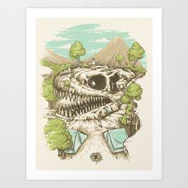 Unexpected Art Print