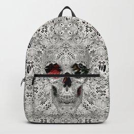 Lace Skull Light Backpack