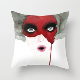 oh! Throw Pillow