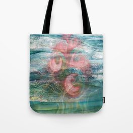 Coral of the Sea Tote Bag