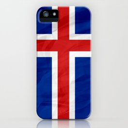 Iceland - Scandinavia flags iPhone Case